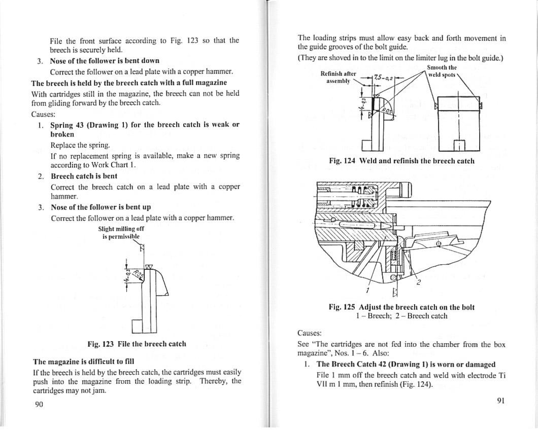 Basic Shooting Instruction Manual - Denckler