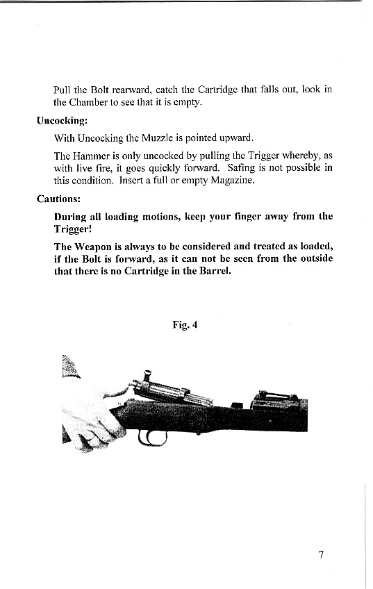 German Rifle and Pistol Manuals